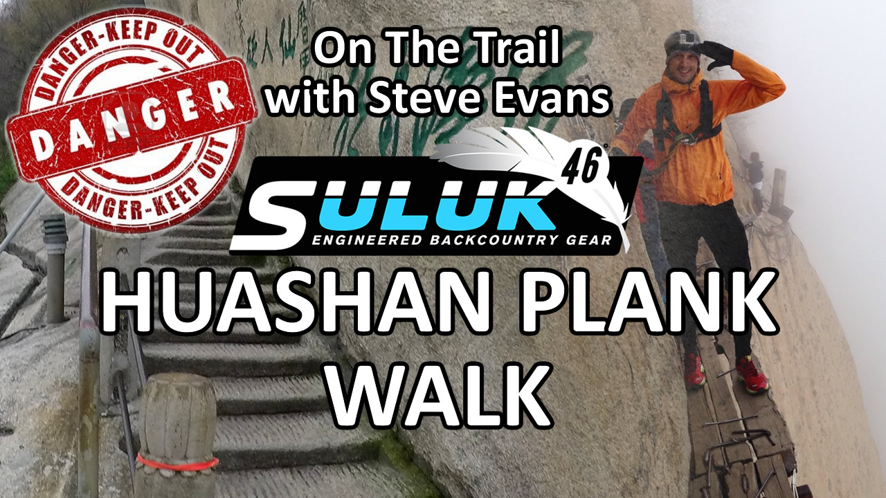 Huashan Plank Walk